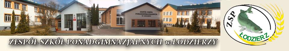 Zespół Szkół Ponadgimnazjalych w Łodzierzy