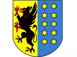 herb powiatu bytowskiego